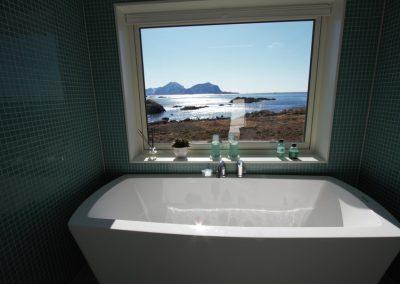 Bilde av et badekar på et bad